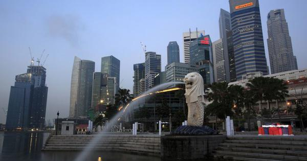 Singapore taps into innovation as water imports start drying up