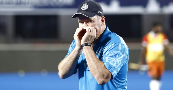 India hockey coach Reid says Tokyo Olympic preparations haven't been hampered by coronavirus
