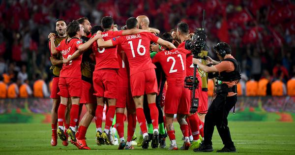 Football: Turkey stun world champions France 2-0 in Euro 2020 qualifying