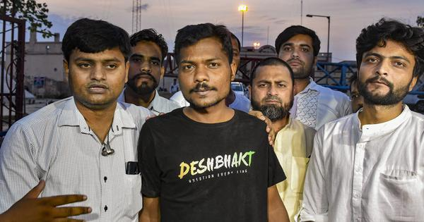 Journalist Prashant Kanojia, arrested for video about Adityanath, released from jail