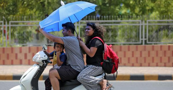 How hot it is today: Vidarbha region sizzles at 44 degrees Celsius, Delhi is 40 degrees