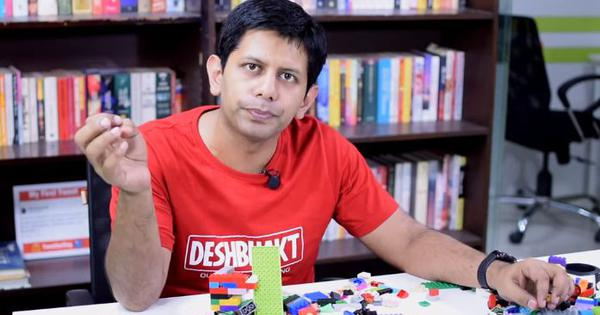 Watch: Satirist compares India to Lego house to explain problems in the Citizenship (Amendment) Bill