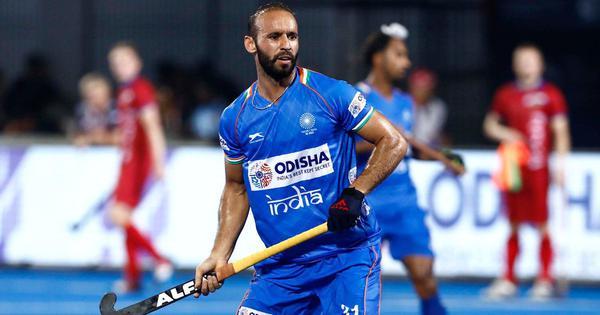Hockey: Ramandeep Singh's double helps India demolish Japan 7-2 to reach final of FIH Series Finals