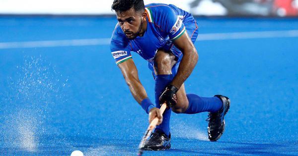 FIH Series Finals hockey: Harmanpreet Singh, Varun Kumar score twice versus SA as India clinch title