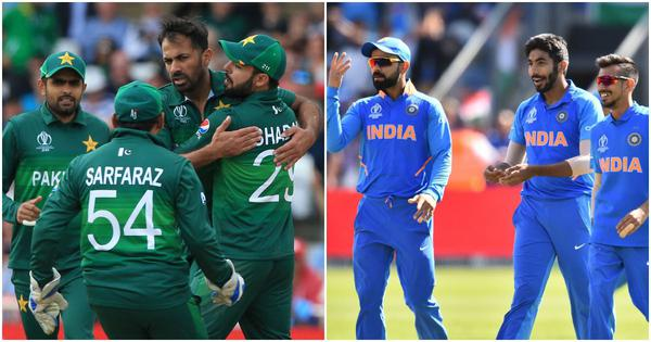 World Cup 2019, India vs Pakistan live: Pakistan win toss, opt to field