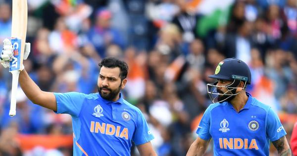 World Cup: Rohit Sharma's majestic ton helps India extend winning streak against hapless Pakistan