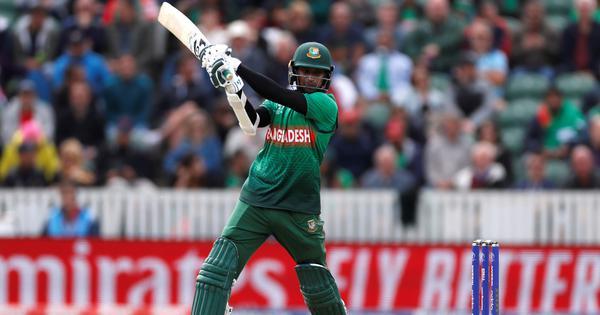 World Cup 2019: Shakib Al Hasan, Liton Das power Bangladesh past West Indies in record chase