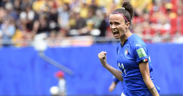 Women's World Cup: Meet 'dreamer' Barbara Bonansea, the heartbeat of Italy's French revolution