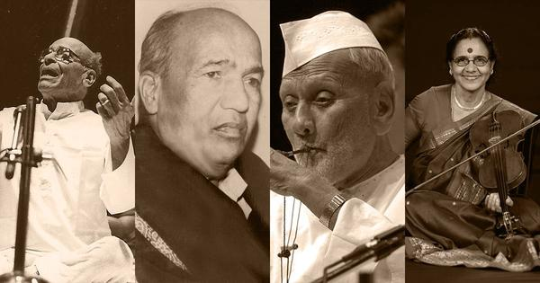 Listen: Meerabai's 'Mat Ja Jogi' interpreted by Mallikarjun Mansur, Bismillah Khan and other greats