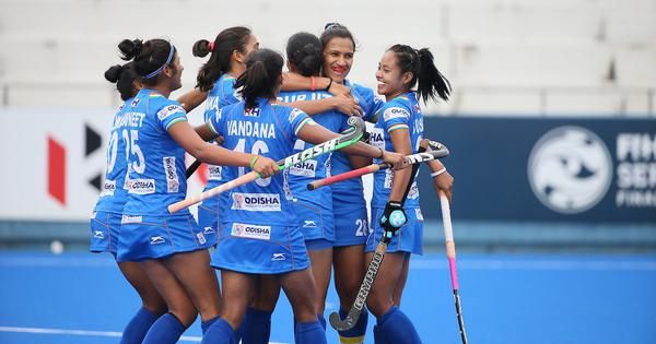 Hockey: India book Tokyo 2020 qualifiers berth after reaching women's FIH Series Finals summit clash