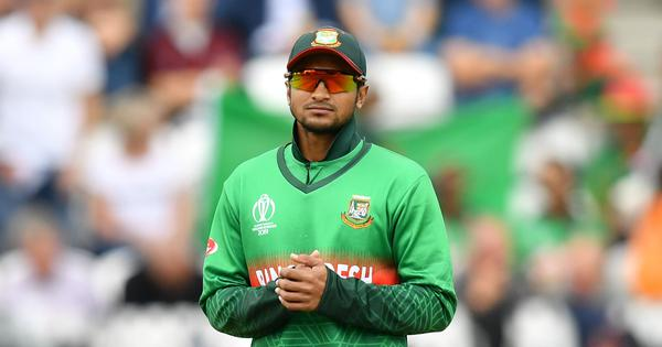 Shakib Al Hasan set for international cricket return, named in Bangladesh squad for West Indies