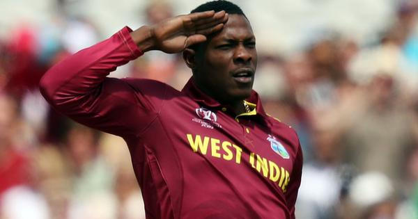 Watch: Kids imitate Cottrell's salute celebration, West Indies pacer invites them for India game