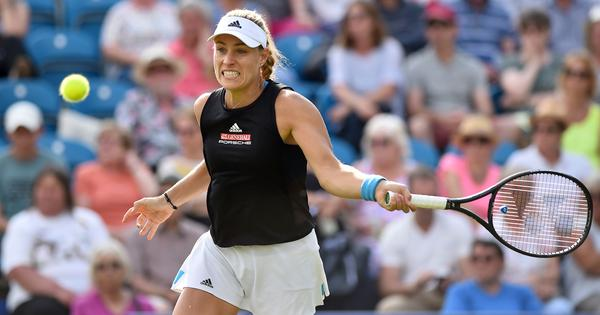 Tennis: Angelique Kerber leads field of stars into third round at Eastbourne International