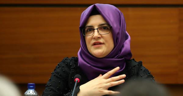 Jamal Khashoggi's fiancee asks UN to conduct international investigation into his murder
