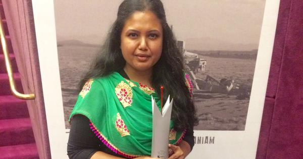 Scroll.in's Smitha Nair wins RedInk award for video story on track and field athlete PT Usha
