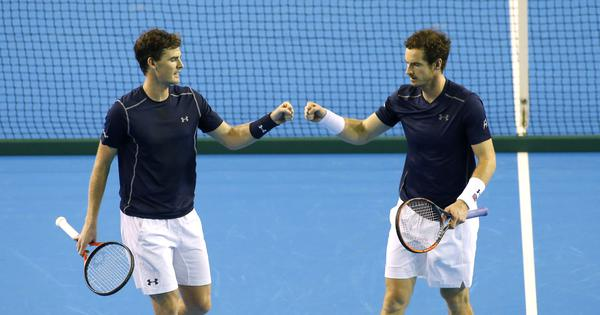 Tennis: Andy Murray set for return in June with charity tournament organised by brother Jamie