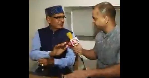Watch: This is what Shivraj Singh Chouhan had to say about Akash Vijayvargiya's bat-wielding attack