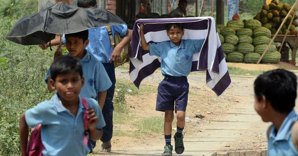 Heat wave: Delhi schools extend summer vacation for a week for students up to Class 8