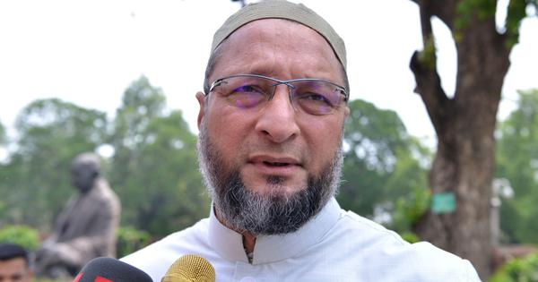 Maharashtra: Asaduddin Owaisi calls Congress sinking ship, criticises Rahul Gandhi for deserting it