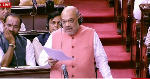 The Daily Fix: Amit Shah is wrong – even Advani admitted that POTA was misused
