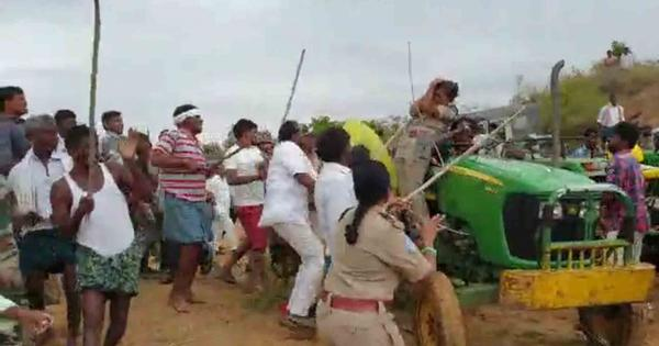 NCW issues notice to Telangana Police chief over attack on woman forest range officer
