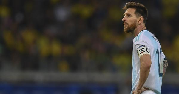 Away from Barcelona soap opera, Lionel Messi begins quest for elusive World Cup crown with Argentina