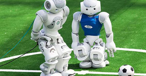 Watch: These robots are top footballers. So which artificial intelligence team are you cheering for?