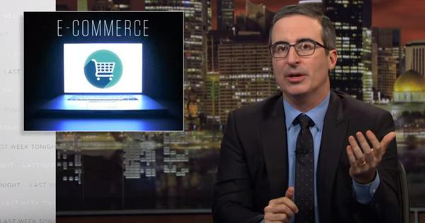 What is the real cost of your cheap Amazon Prime order? Watch John Oliver explain