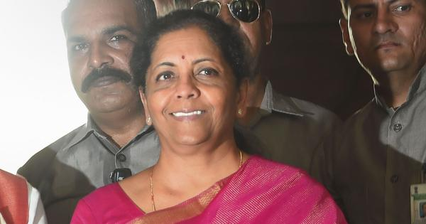 'Every number quoted in Budget is authentic,' says Nirmala Sitharaman in Lok Sabha