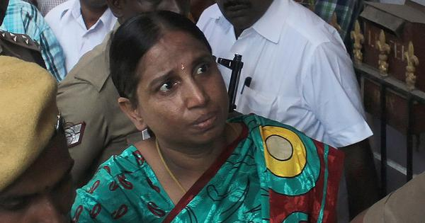 Rajiv Gandhi assassination: Madras HC rejects Nalini Sriharan's plea seeking early release