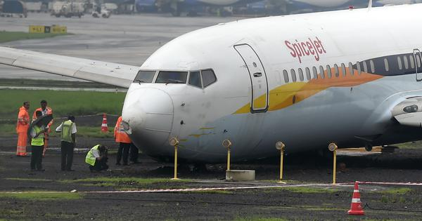 Mumbai airport's main runway becomes operational after stranded plane is pulled out
