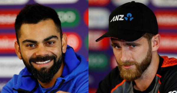First Test: Always admired Kohli for setting benchmarks in international cricket, says Williamson