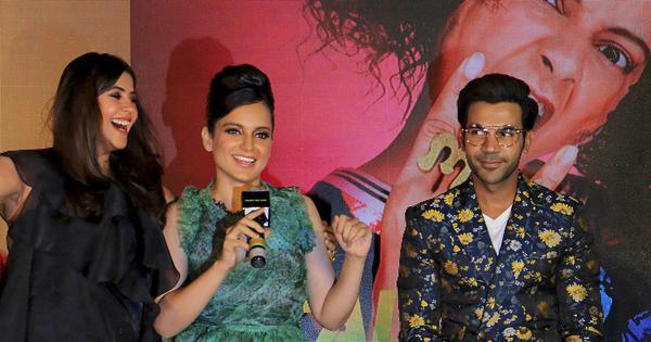 Balaji Telefilms apologises after journalists warn actor Kangana Ranaut of media boycott
