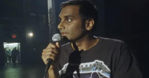 'I felt scared, embarrassed': Watch comedian Aziz Ansari's response to sexual misconduct allegations
