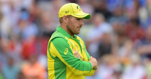 Cricket: Australia captain Aaron Finch in race against time to be fit for Sri Lanka T20I series