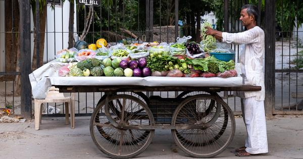 Retail inflation rose to 3.18% in June, shows government data
