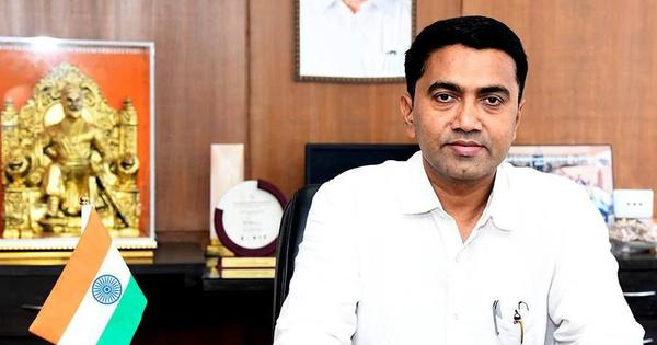 Goa CM Pramod Sawant asks four ministers, including three Goa Forward Party leaders, to resign