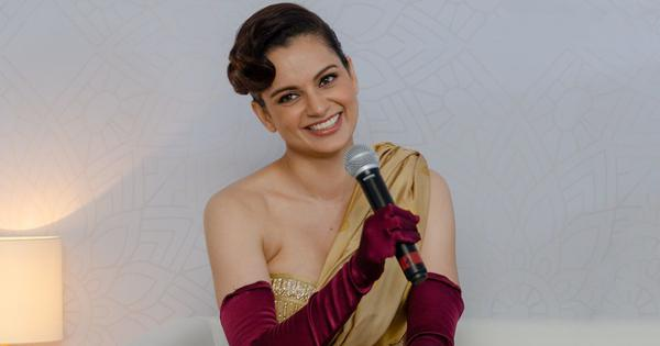 Kangana Ranaut has decided to chomp off the hand that fed her – and it can only end badly