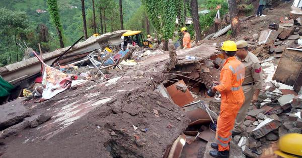 Himachal Pradesh: 12 soldiers and a civilian killed in building collapse in Solan