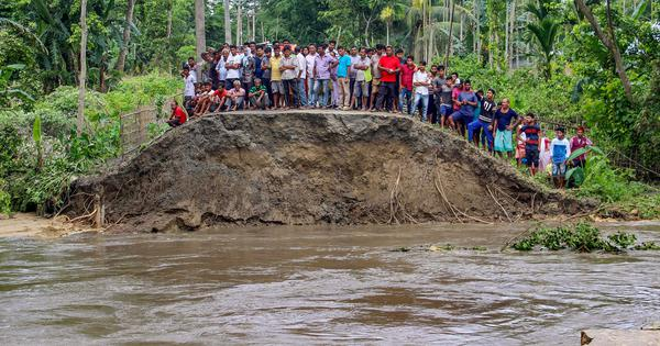Assam floods: Toll rises to 28, over 57 lakh people affected