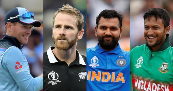 From England's first triumph to Rohit Sharma's record five tons: Key facts from World Cup 2019