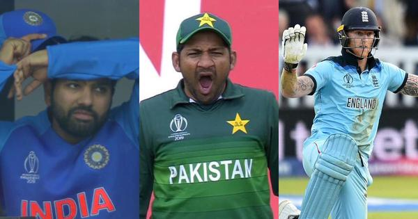 World Cup 2019: From Kohli's grace to Sarfaraz's yawn, 16 viral moments that set social media alight