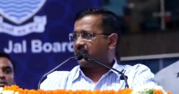 Delhi: Arvind Kejriwal promises free safety kits to sanitation workers