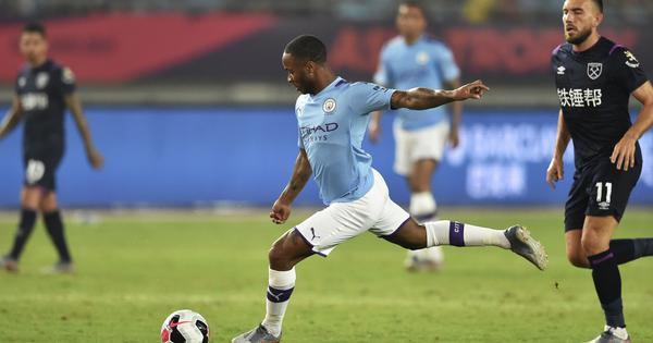 Football: Manchester City, United warm up for Premier League campaign with big preseason wins