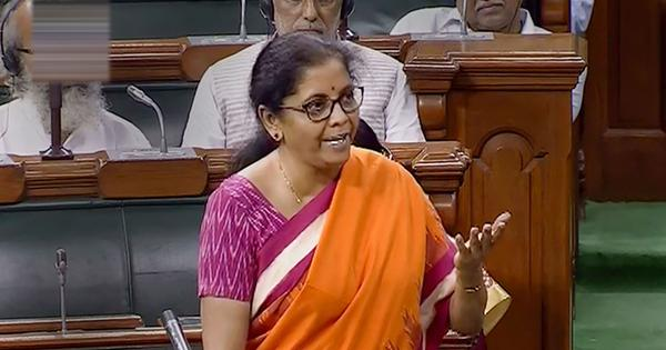 Lok Sabha passes Finance Bill, Nirmala Sitharaman says tax proposals will improve ease of living