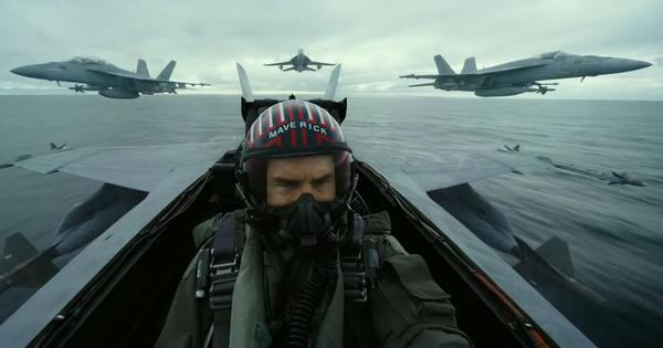 Watch: Tom Cruise and his magnificent flying machines are back in 'Top Gun: Maverick' trailer