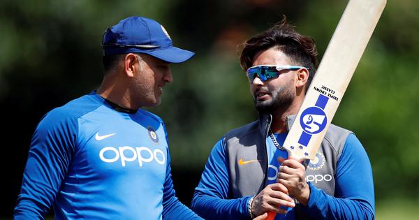 Comparisons with Dhoni feel amazing but I want to make my own name in Indian cricket: Rishabh Pant