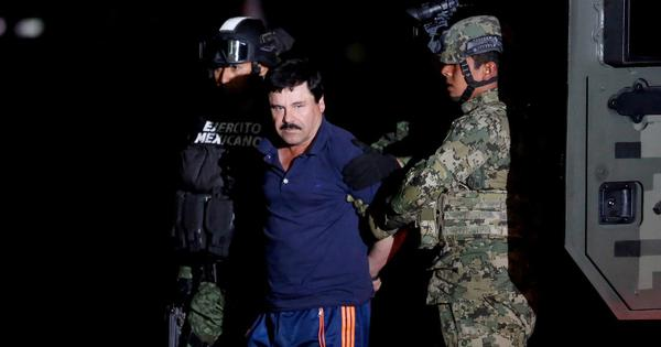 The real lesson from El Chapo's conviction? The drug business is far too big to fail