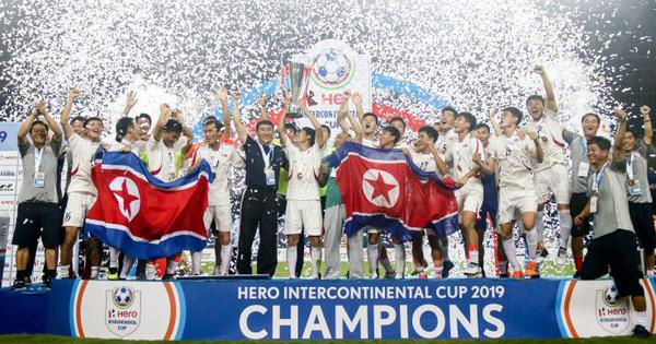 Intercontinental Cup: North Korea bag title with 1-0 win against Tajikistan