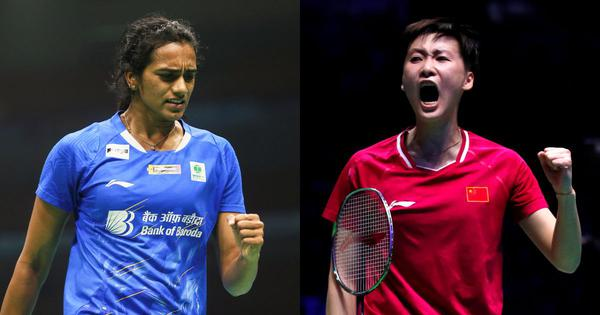 Badminton, Indonesia Open semifinal, PV Sindhu vs Chen Yufei live updates: Sindhu eyes spot in final